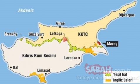 KKTC'den flaş açıklama: Kapalı Maraş'ta Rum liderliği muhatabımız değil