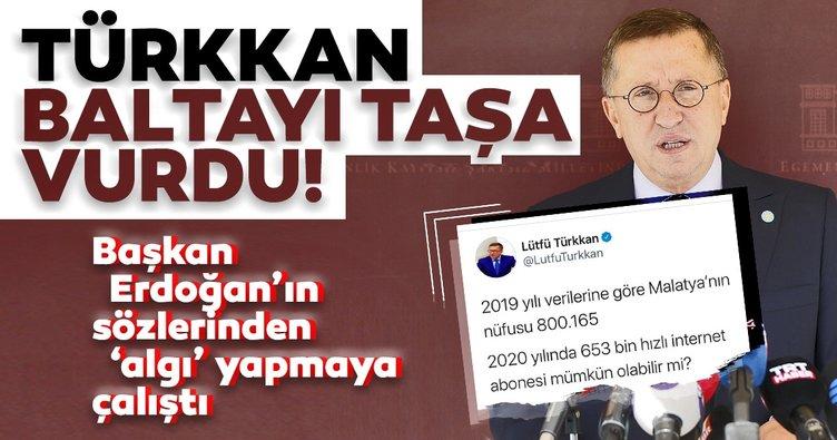 AK Partili Çalık'tan İYİ Partili Türkkan'a tepki:  LTE'nin ne anlama geldiğini öğrensin