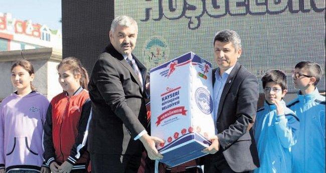 Kayseri Türkiye'nin kalbi olacak