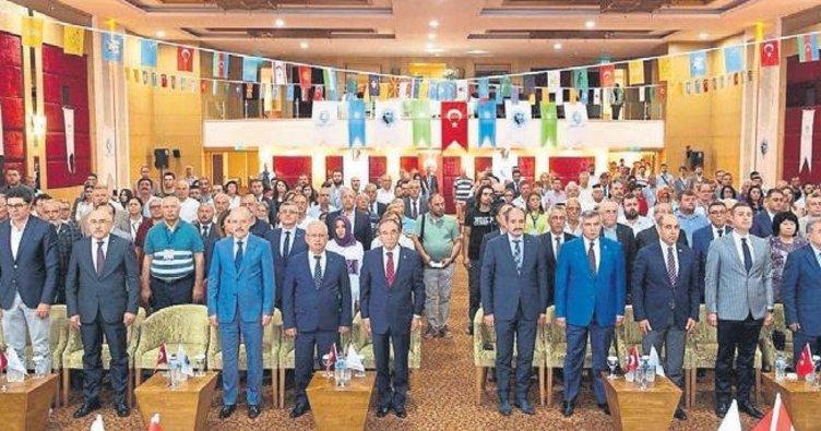 Balıkesir'de Türk Kültürü Kongresi