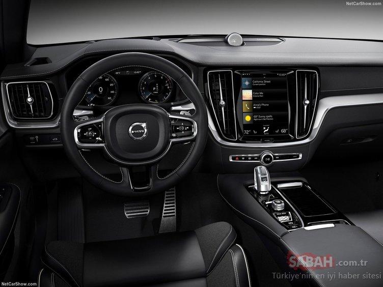 2019 Volvo S60 415 Beygirlik Hibrit Motoruyla Resmen