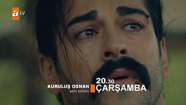 Kuruluş Osman 22. Bölüm (20 Mayıs 2020 Çarşamba) Şeyh Edebali'den Osman Bey'e beklenen müjdeyi verdi | Video