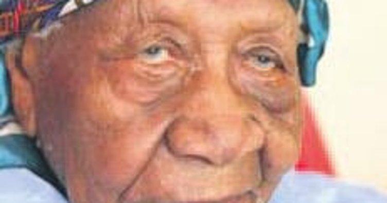 Dünyanın en yaşlısı artık o
