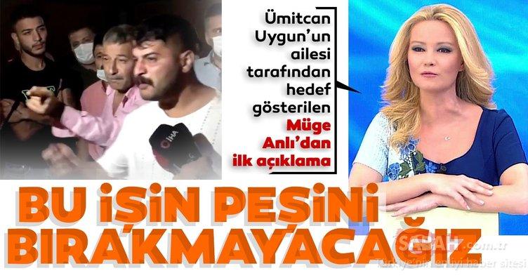 SON DAKİKA: Müge Anlı canlı yayında işlenen Aleyna Çakır - Ümitcan Uygun olayında flaş gelişme! Ümitcan Uygun'un annesi Gülay Uygun'un şüpheli ölümü...