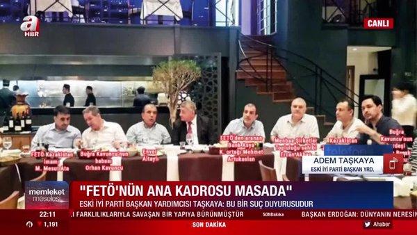 Eski İYİ Parti Başkan Yardımcısı Adem Taşkaya: