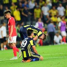Fenerbahçe ne yapsa olmuyor