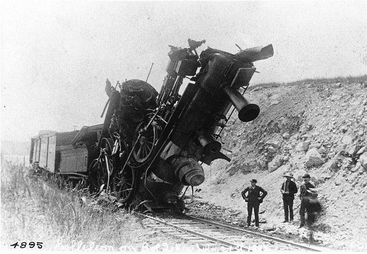Dünyada meydana gelen en inanılmaz kazalar