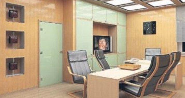 Ofis dekorasyonu için basit öneriler