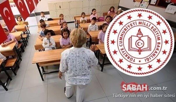 MEB'den son dakika haberi: Okullar ne zaman açılacak? Ortaokullar ve liseler için yüz yüze eğitim olacak mı? 8,9,10,11 ve 12.sınıflar