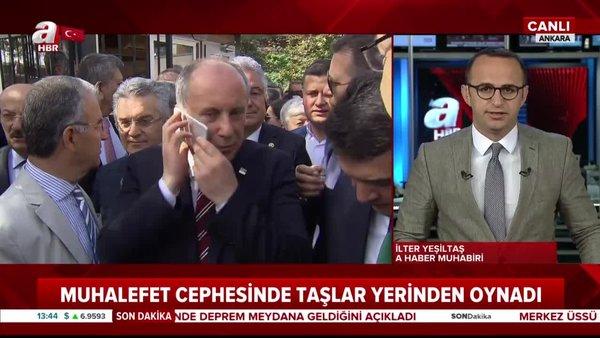 Muharrem İnce'nin kuracağı yeni partiye CHP'den kaç milletvekili katılacak?   Video