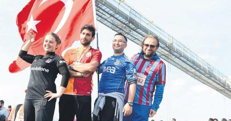 'İstanbulluları spora teşvik etmek istiyoruz'