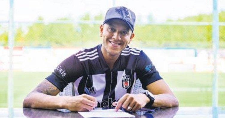 Yeni savaşçı Josef de Souza resmen Kartal