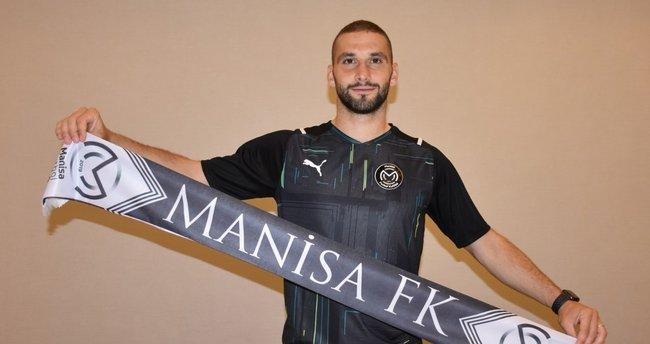Manisa FK Nino Kouter'i transfer etti!