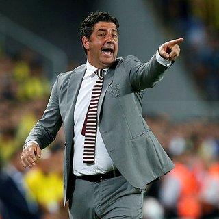 Rui Vitoria: Seviyemizin üzerinde oynadık