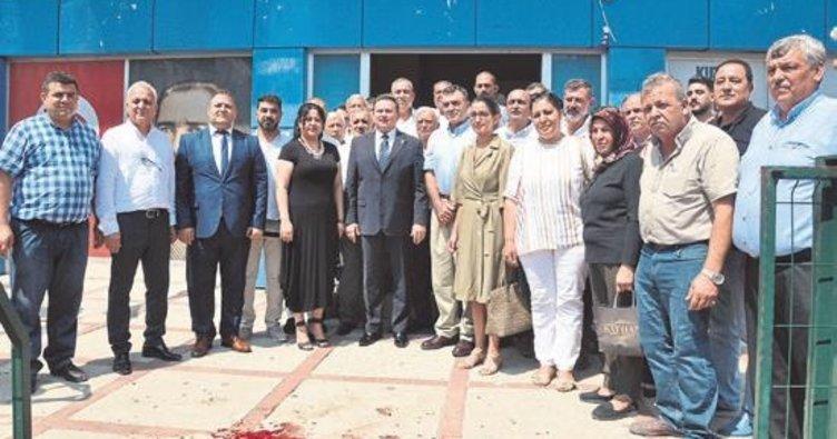 AK Parti Tarsus İlçede yeni dönem