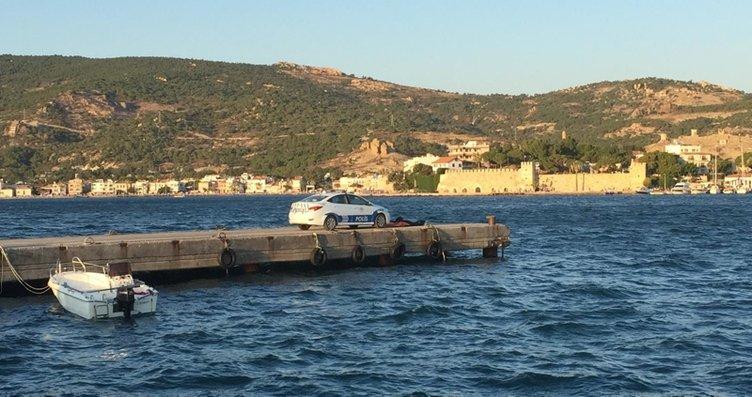 Facia 'geliyorum' demiş: 4 kişilik tekneye 9 yolcu...