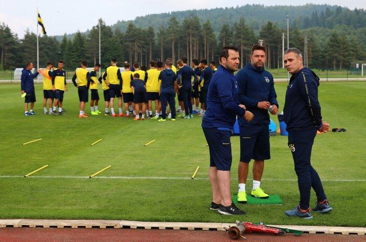 Ersun Yanal talimatı vermişti, Fenerbahçe'den dev transfer operasyonu! Tam 4 oyuncu birden...