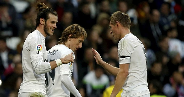 Luka Modric ve Toni Kroos için İngiltere iddiası