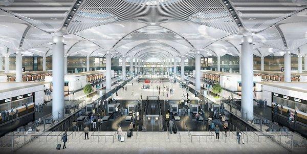 Yeni Havalimanı İstanbul'a dev tasarruf sağlayacak