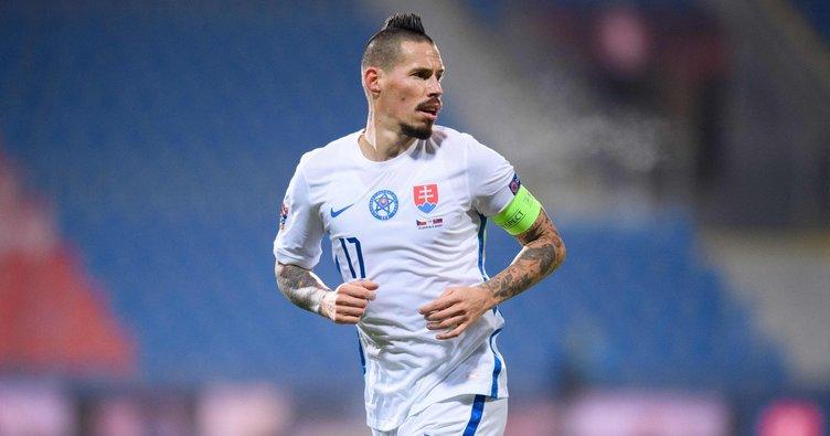 Biyonik Adam mercek altında! 10 maddede Trabzonspor'un yeni transferi Marek Hamsik