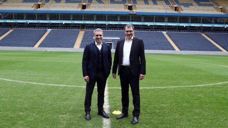 Fenerbahçe'de şok gelişme! Ersun Yanal ve Comolli...