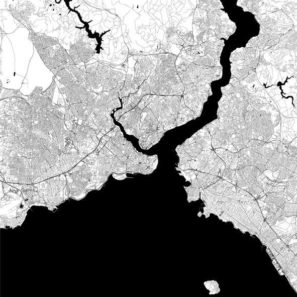 Son dakika İstanbul deprem haritası yayınlandı! Olası büyük İstanbul depremi öncesi riskli ilçeler dikkat çekti...