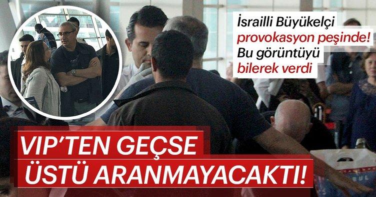 Son Dakika:Çavuşoğlu: İsrail büyükelçisi ucuz politikalar peşinde!