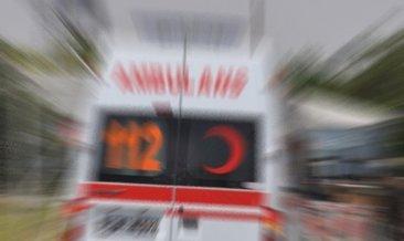 Adana'da iki kamyonet çarpıştı: 1 ölü, 5 yaralı