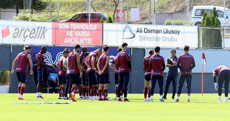 Trabzonspor'da hedef 30'da 30
