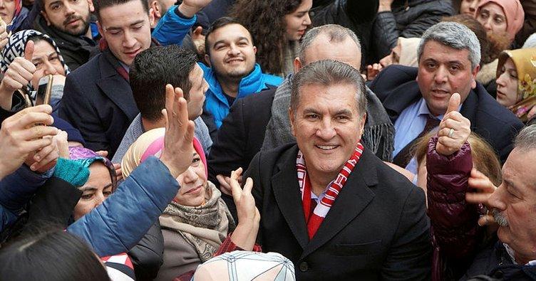 Mustafa Sarıgül partisini ve adaylığını resmen açıkladı