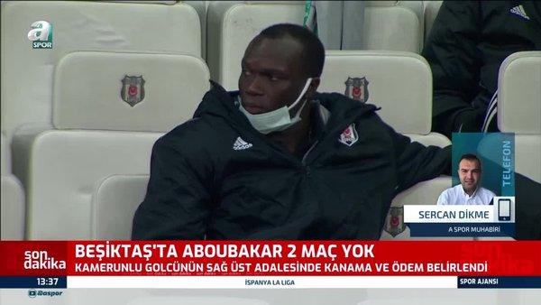 Canlı yayında Aboubakar açıklaması! Galatasaray derbisine yetişecek mi?