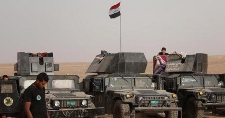 Irak ordusu Kerkük operasyonuna başladı iddiası