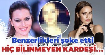 Fahriye Evcen'in kız kardeşi ortaya çıktı! İşte Fahriye Evcen'in hiç bilinmeyen kardeşi...