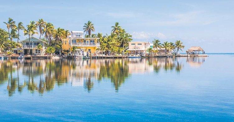 Dört mevsim Florida Keys
