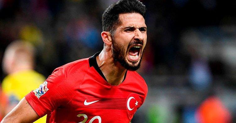 Emre Akbaba ve Hakan Çalhanoğlu'ndan maç sonu açıklamaları
