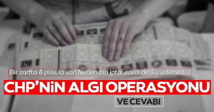 Neden sadece İstanbul seçimleri iptal edildi?