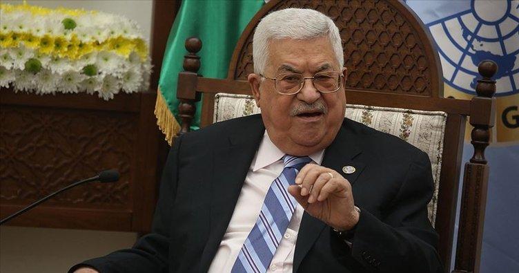 Abbas: Yüzyılın utancının da Bahreyn'deki çalıştayın da cehenneme kadar yolu var