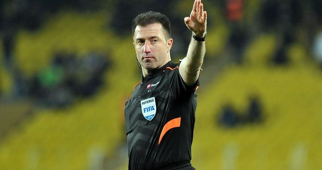 Fenerbahçe - Beşiktaş Derbisinin Hakemi belli oldu