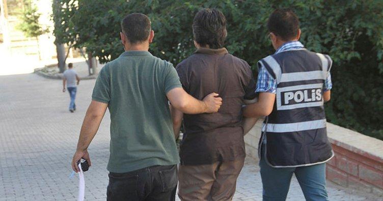 Malatya'da FETÖ operasyonu: 12 gözaltı