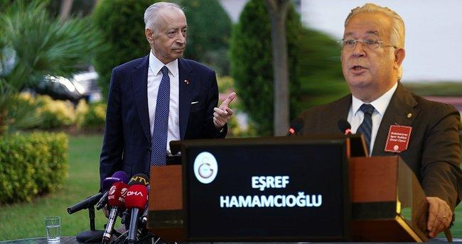 Galatasaray'da divan krizi!