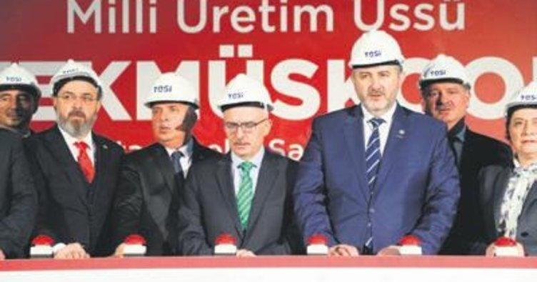 MÜSİAD 'Milli Üretim Üssü' kuruyor