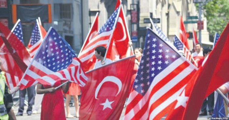 Türk şirketleri için en çok ABD'liler geldi