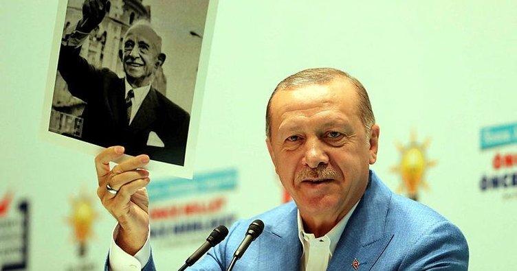 Başkan Erdoğan'dan Kemal Kılıçdaroğlu'na: Korkaksın