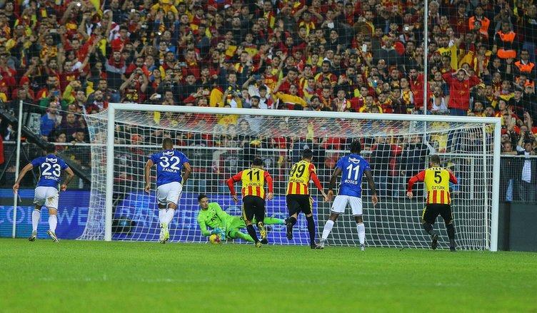 Gürcan Bilgiç Göztepe - Fenerbahçe maçını değerlendirdi