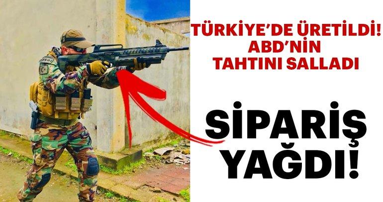 Türk yapımı milli tüfek, ABD'nin tahtını sarsacak