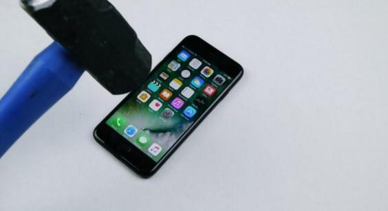 Iphone 7'nin dayanıklılığı test edildi