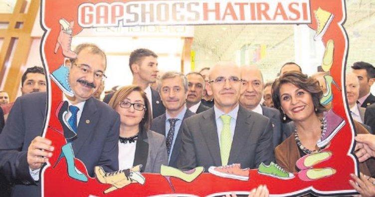 Iraklıların ayakkabısı Gaziantep'ten gidiyor