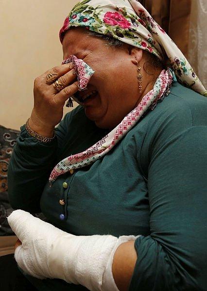 Skandal olay! İşitme engelli kadına bu bahaneyle saldırdılar