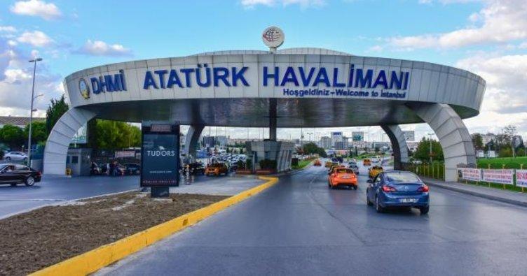 Atatürk Havalimanı'nda 'koku' alarmı!