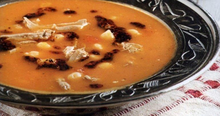 Top tarhana çorbası tarifi